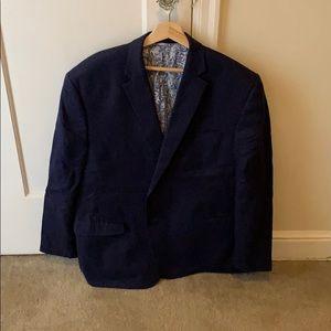 Lauren Ralph Lauren linen sport coat 50R
